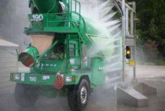Load & Go Ready Mixed Truck Wash