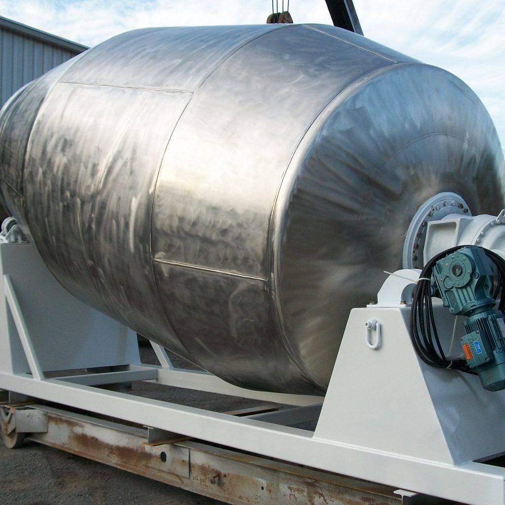 stainless steel food-grade mixer