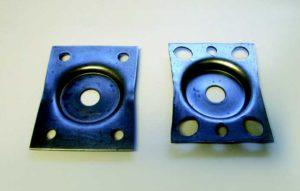 urethane weld plate