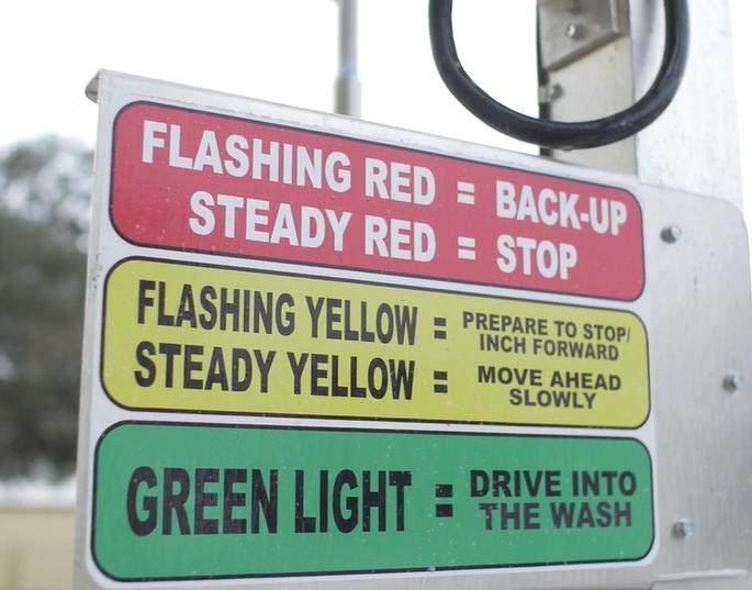 signaling signs